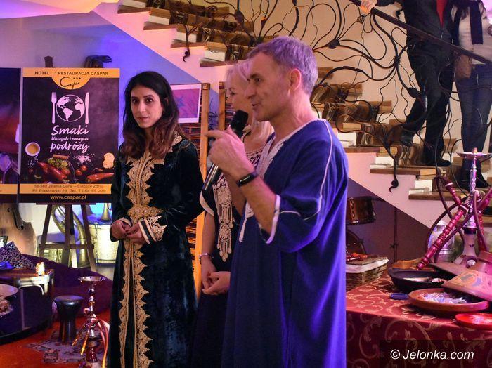 Jelenia Góra: Caspar i smaki Maroka