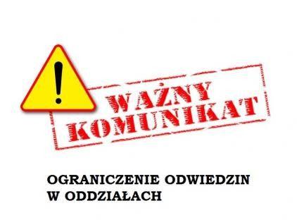 Jelenia Góra: Ograniczenia odwiedzin w szpitalu