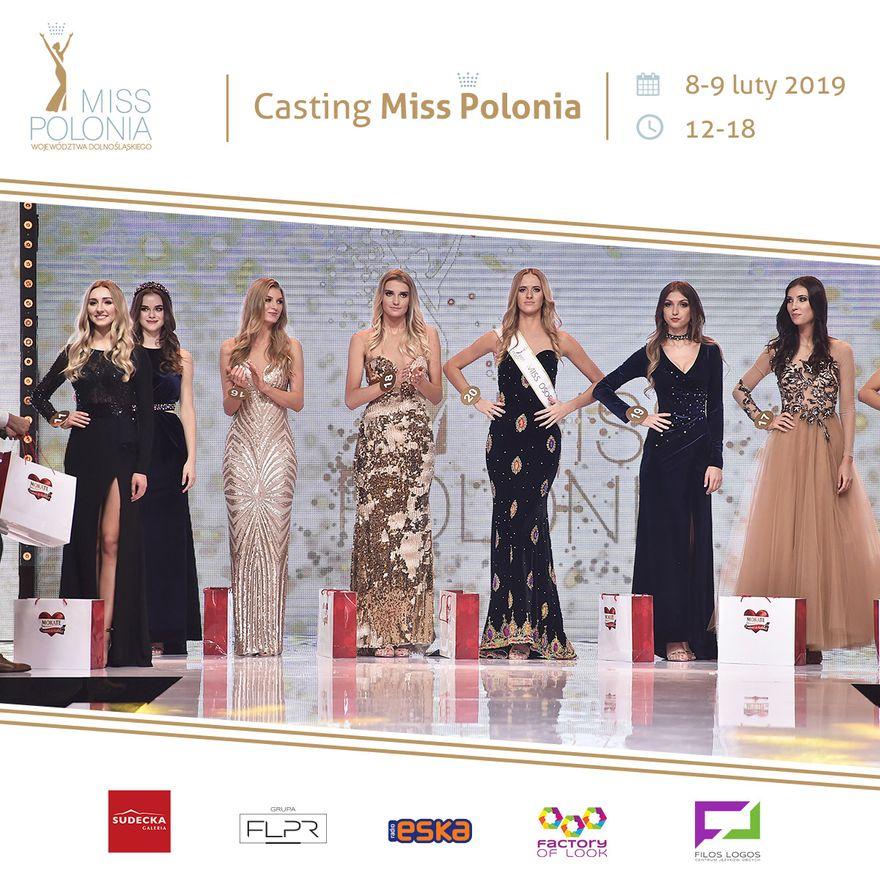 Jelenia Góra: Casting Miss Polonia w Galerii Sudeckiej