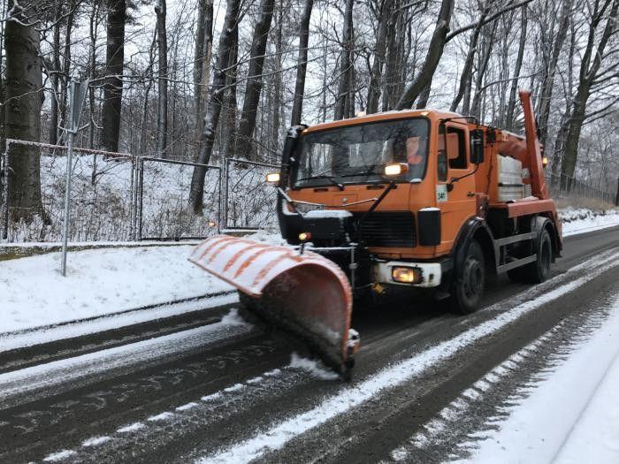 Jelenia Góra: Z frontu walki z zimą w mieście