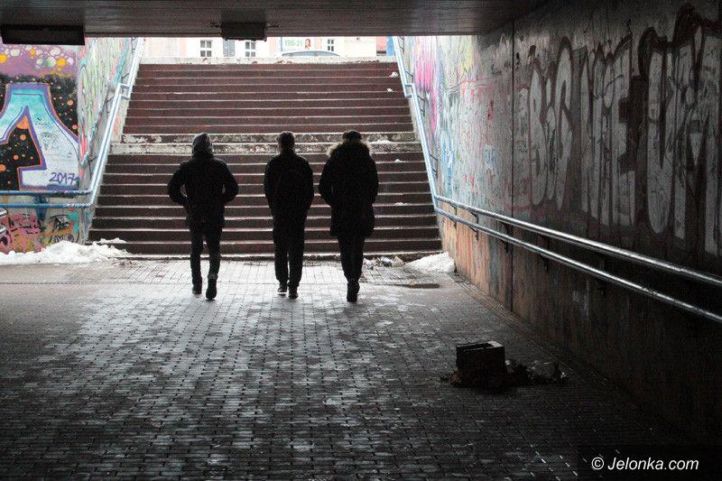Jelenia Góra: Bójki w podziemiu