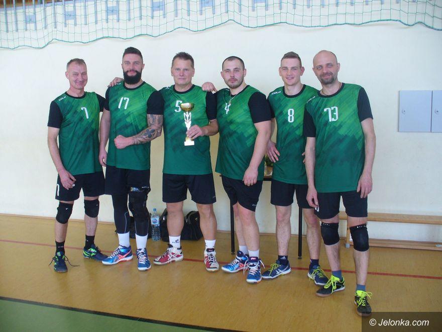 Gryfów Śląski: Seniorska drużyna na pierwszej lokacie