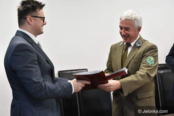 Powiat: Porozumienie Powiatu z KPN