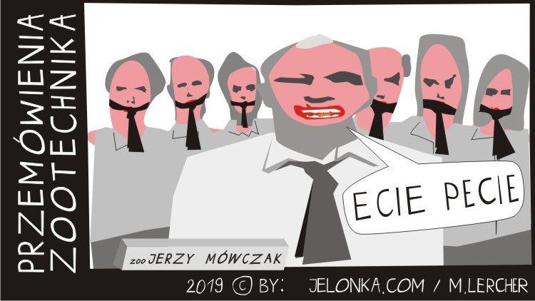 Jelenia Góra: Teraz do pismaków tylko ja mówię!