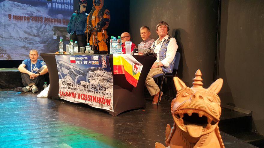 Jelenia Góra: Śladami jeleniogórskiej wyprawy na Annapurnę
