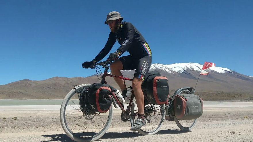 Świat: Rowerem przez Amerykę Południową