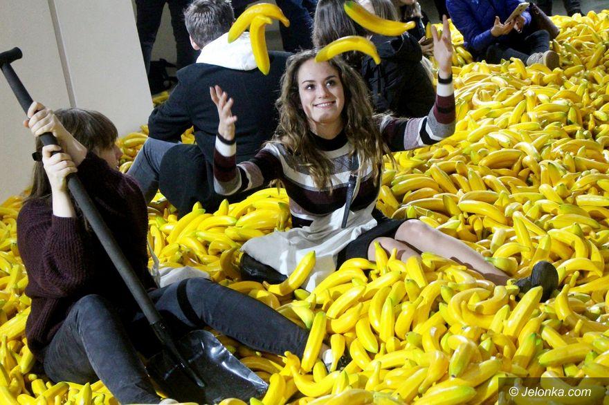 Jelenia Góra: Selfie w bananach – wystawa w BWA