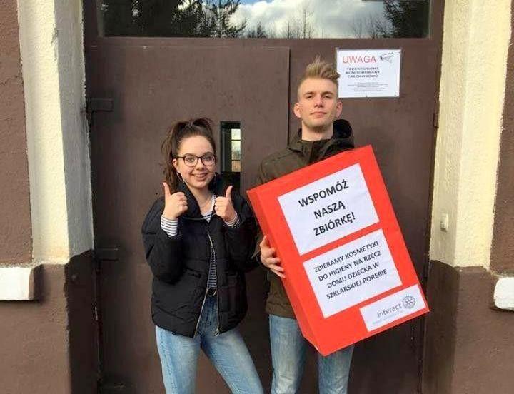 Kowary: Młodzież z Lema dzieciom