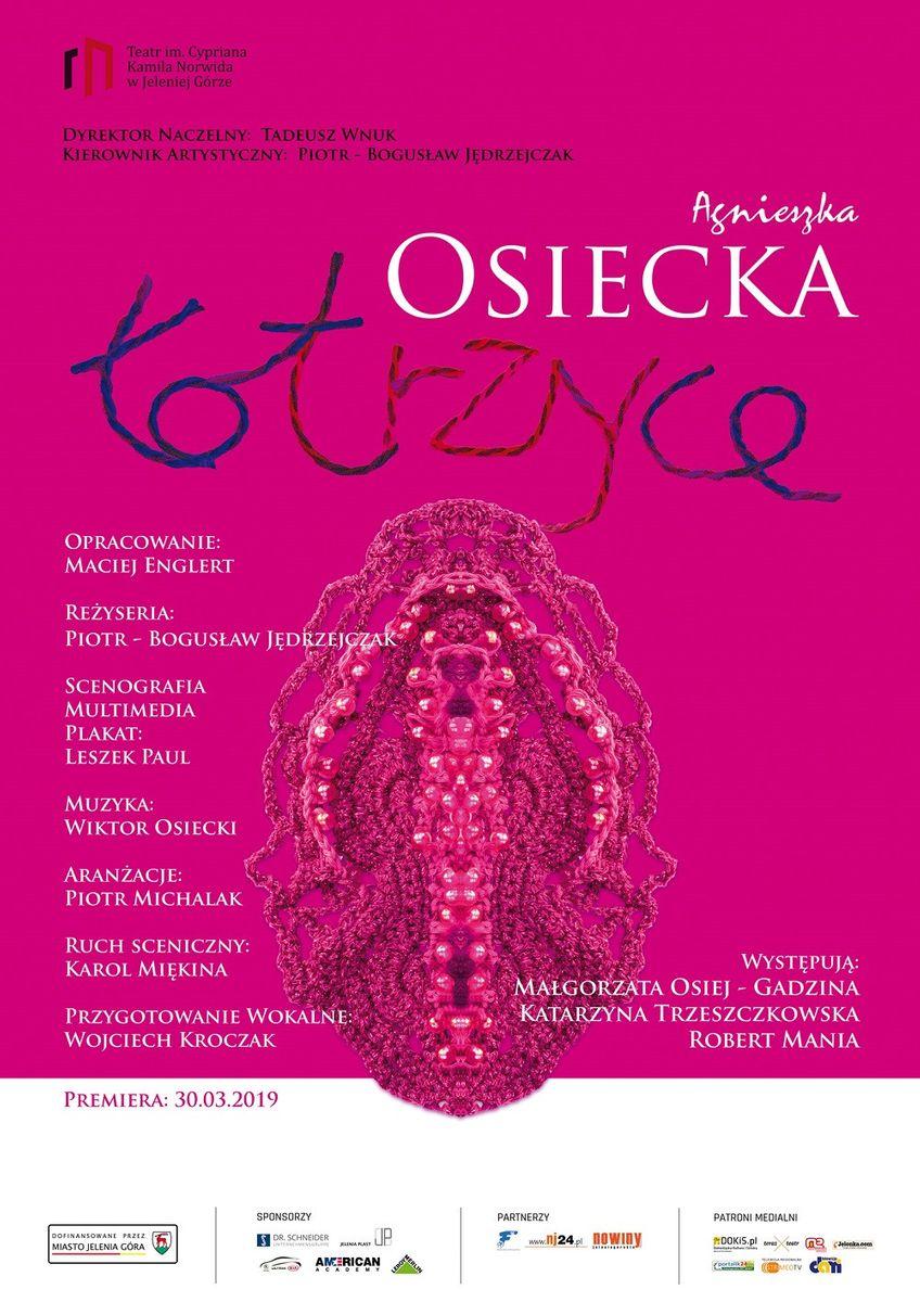 """Jelenia Góra: """"Łotrzyce"""" w Teatrze im. C. K. Norwida"""