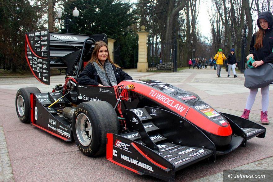Jelenia Góra: Bolidy wyścigowe dziełem studentów
