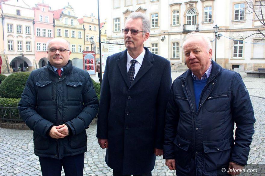 Jelenia Góra: Senator przedstawił eurokandydata
