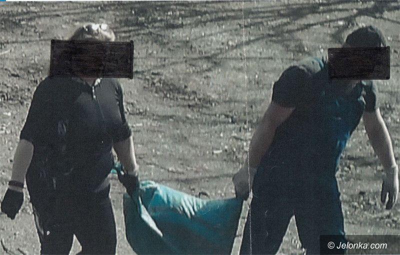 Jelenia Góra: Podrzucili odpady, zapłacili mandaty