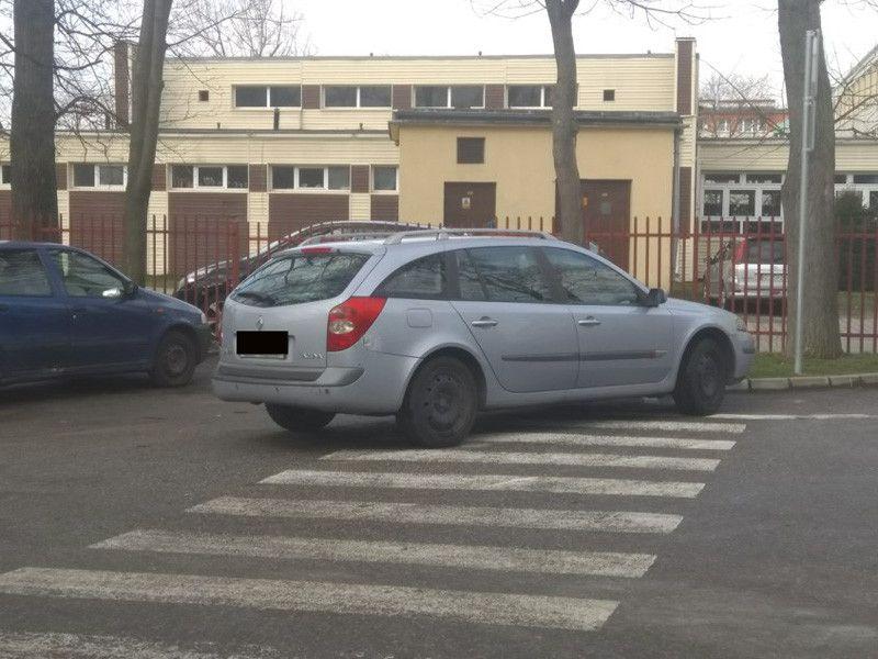 Jelenia Góra: Autodrań ukarany!