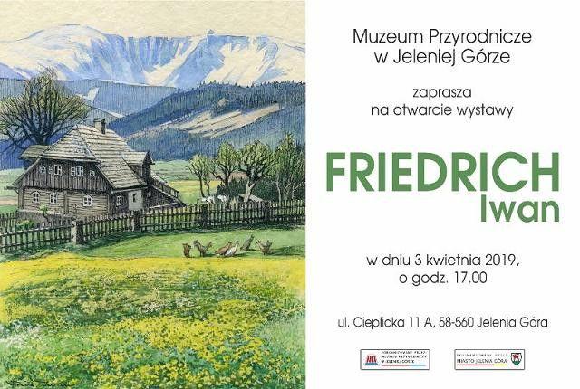 Jelenia Góra: Obrazy Friedricha Iwana w Muzeum Przyrodniczym