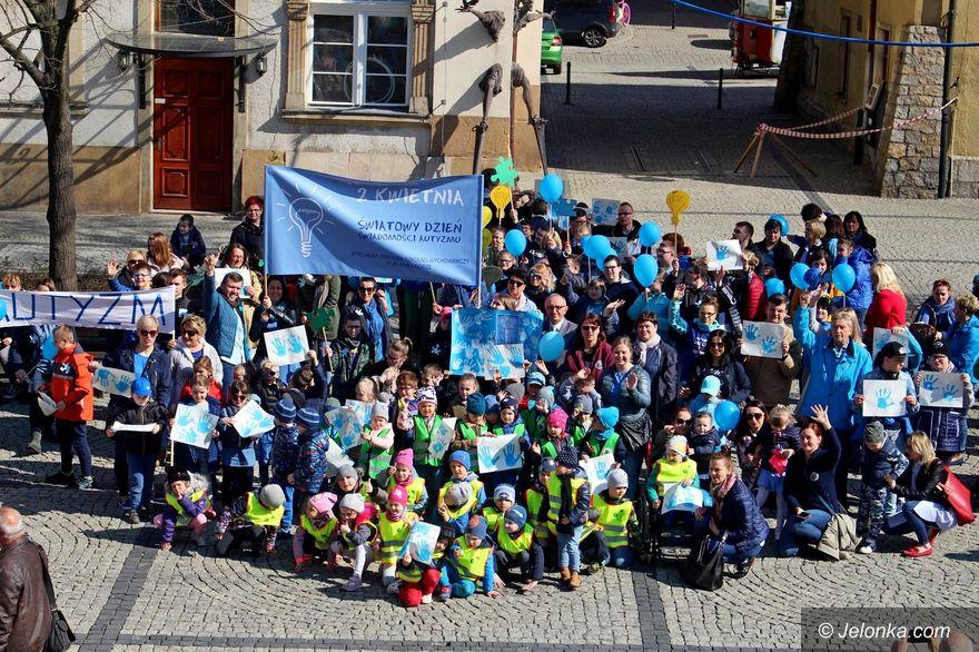 Jelenia Góra: Miasto na niebiesko