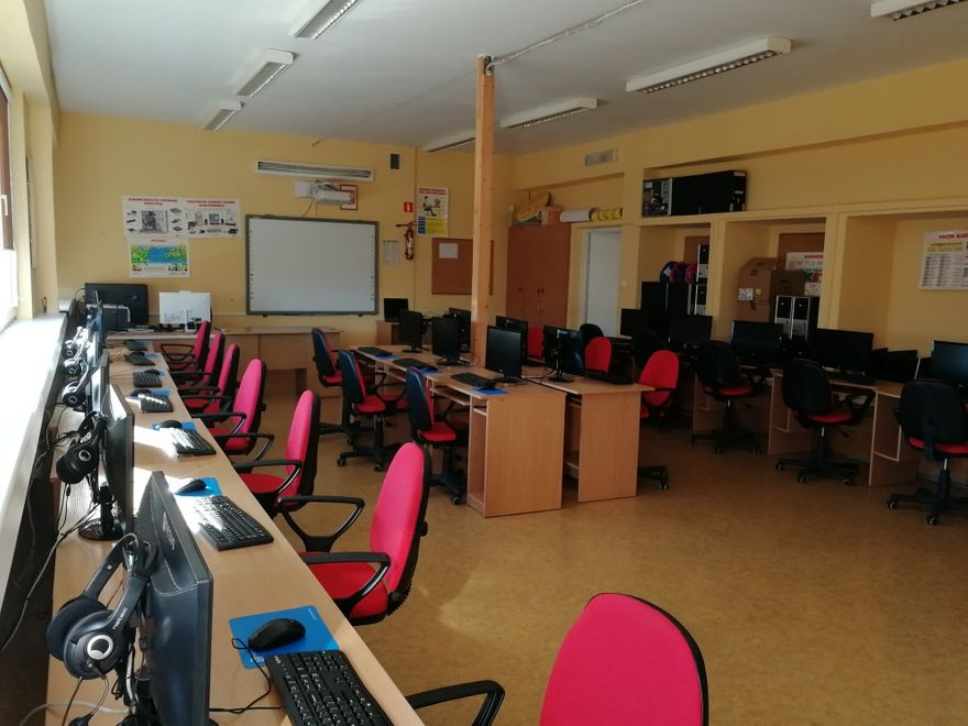 Karpacz: Nowa pracownia w szkole pod Śnieżką