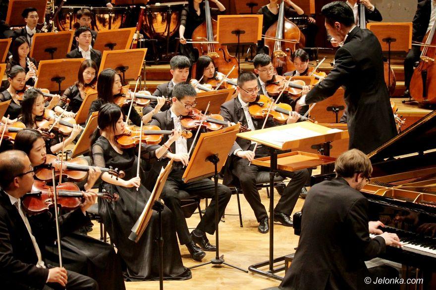 Jelenia Góra: Chińska orkiestra w Jeleniej Górze