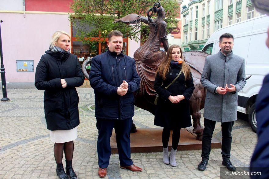 Jelenia Góra: Partia Wiosna z programem