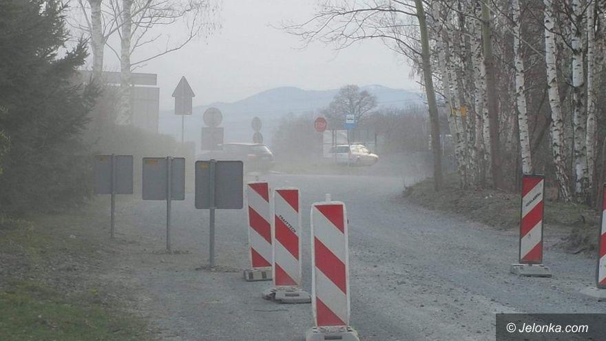 Jelenia Góra: Koszmar goduszynian