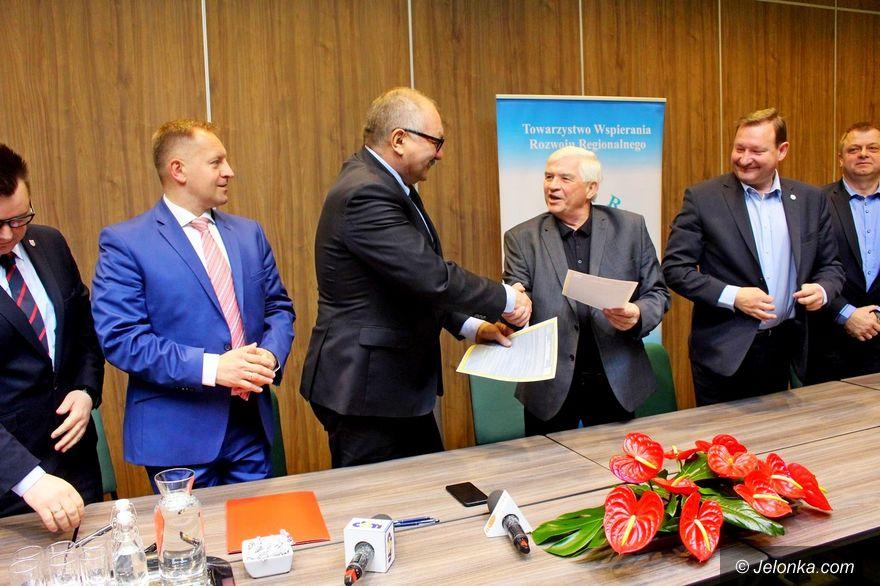 Jelenia Góra: Deklaracja współpracy DRS i RDR