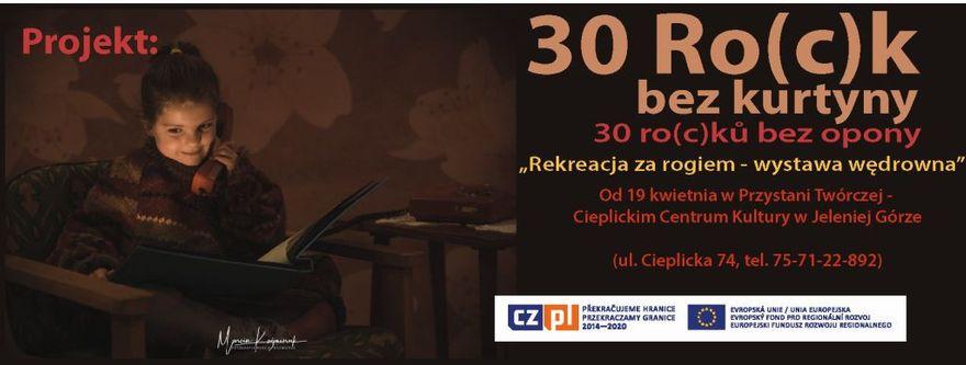 """Jelenia Góra: """"Rekreacja za rogiem – wystawa wędrowna"""""""