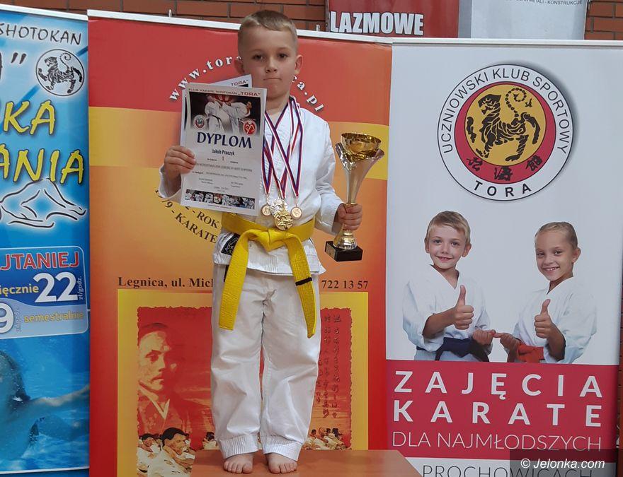 Legnica: Znakomity występ młodego fightera!