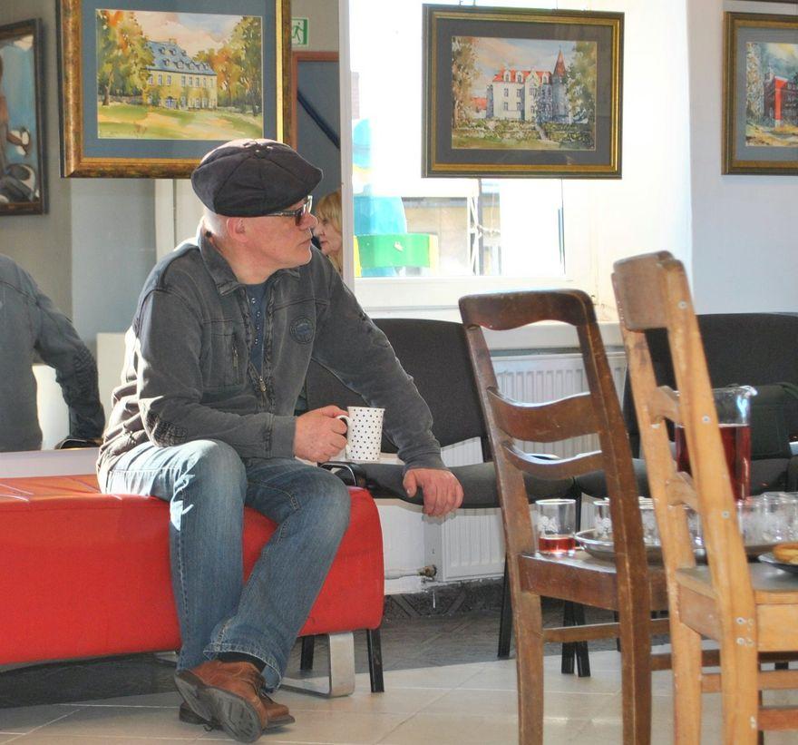 Jelenia Góra: Rozmowy z malarzem