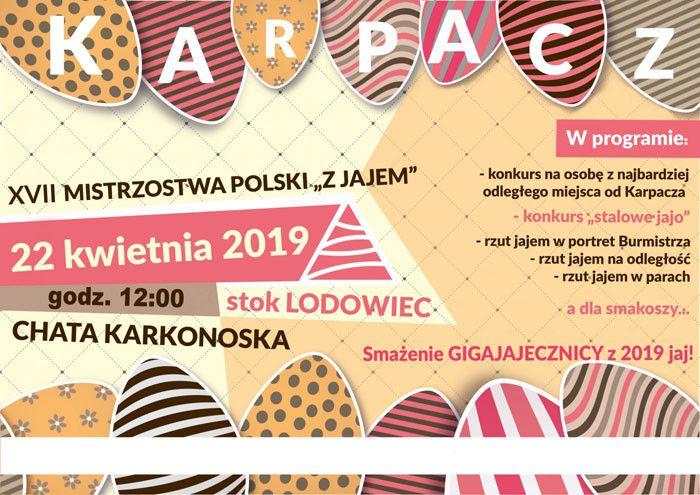 Karpacz: Wielkanocne imprezy pod Śnieżką