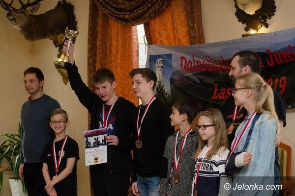 Lasocin: Nasi szachiści trzeci na Dolnym Śląsku!
