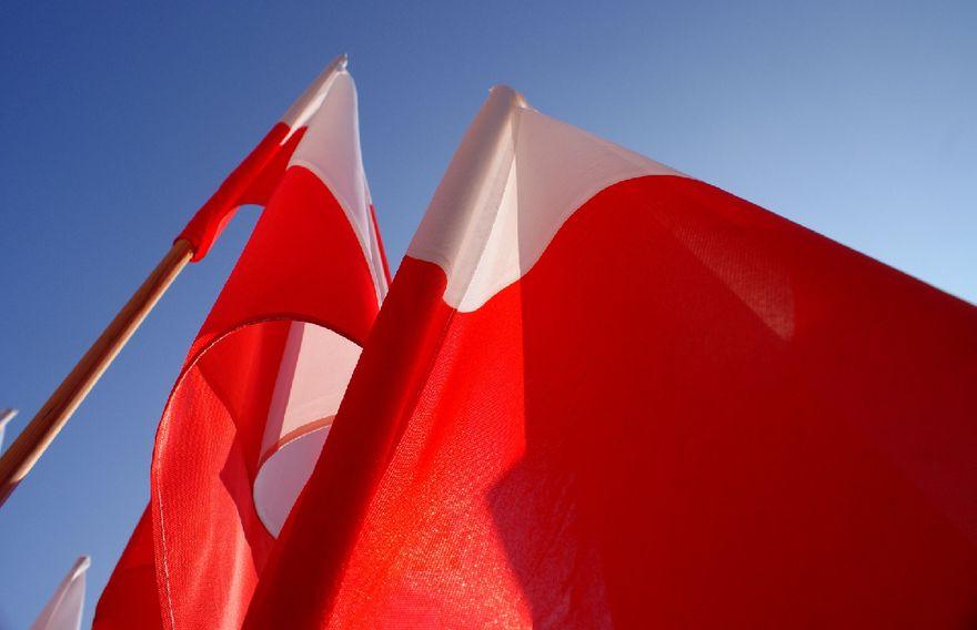 Jelenia Góra: Flagi państwowe – bezpłatnie