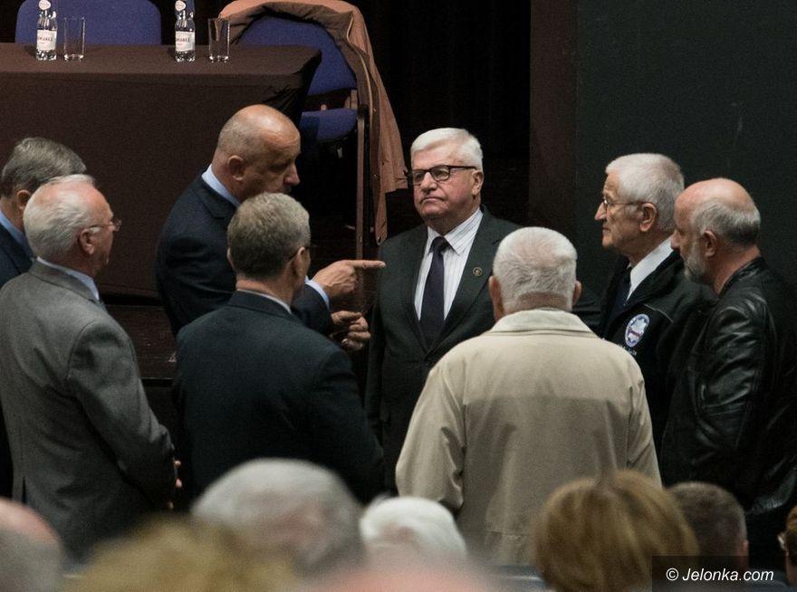 Jelenia Góra: Spotkanie emerytów służb mundurowych