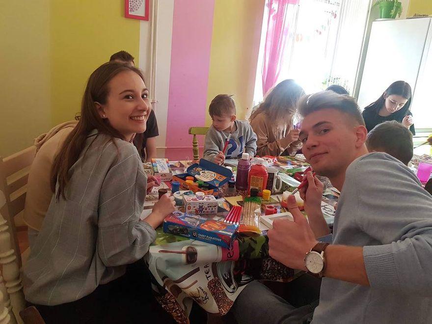 """Kowary: Wielkanocne dary od młodzieży z """"Lema"""""""