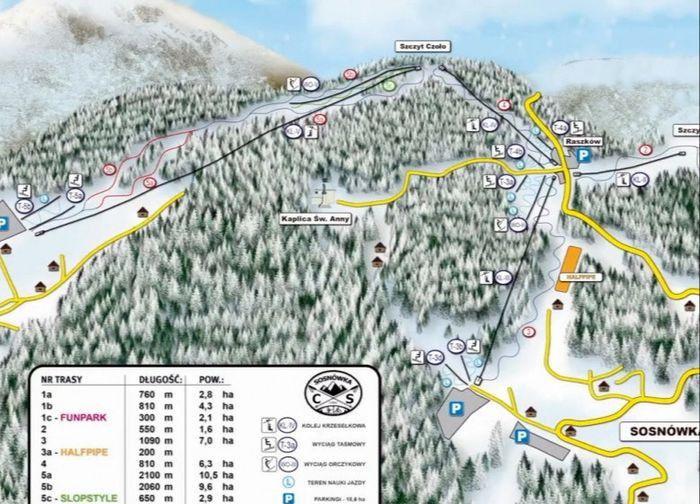 Podgórzyn: Stacja narciarska w Podgórzynie?