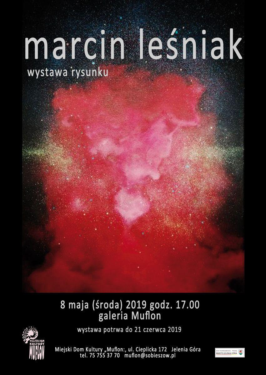 """Jelenia Góra: Rysunki Marcina Leśniaka w """"Muflonie"""""""