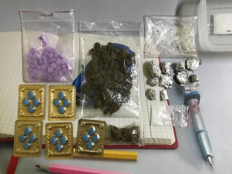 Jelenia Góra: Zatrzymany z narkotykami