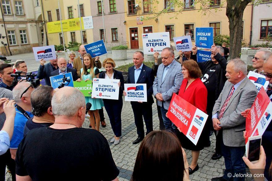 Jelenia Góra: KE zaprezentowała kandydatów