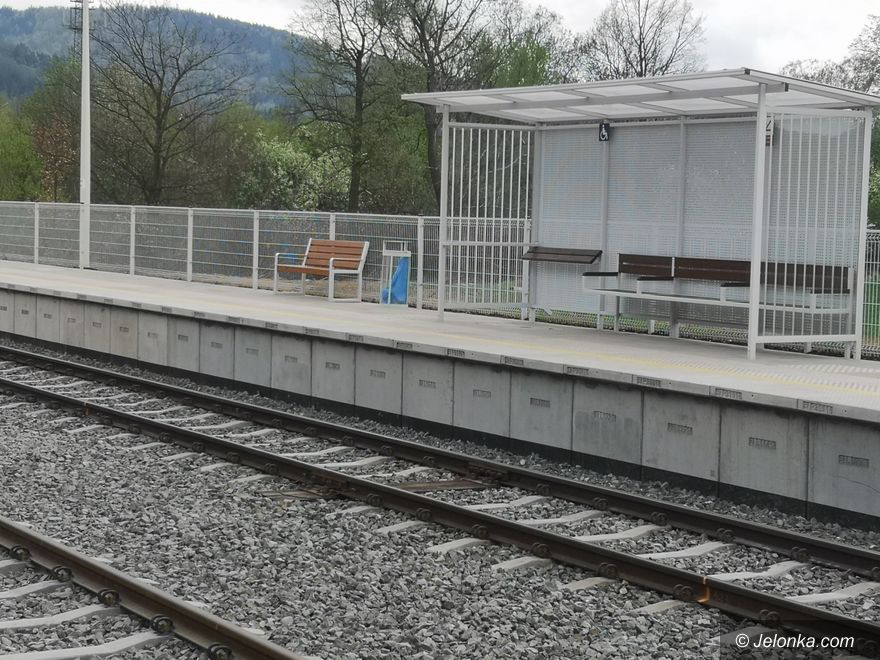 Jelenia Góra: Dwa nowe przystanki kolejowe