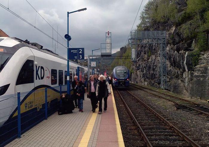 Szklarska Poręba: Pociągiem z Berlina do Szklarskiej Poręby