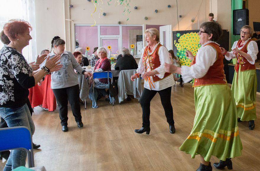 Trzcińsko: Intergracja seniorów