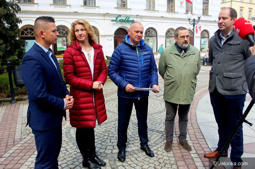 Jelenia Góra: Enej na inaugurację