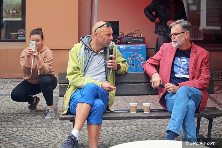 Jelenia Góra: Rozmowy w kawiarence europejskiej