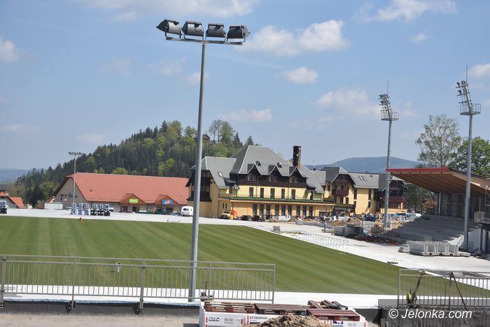 Karpacz: Stadion już wkrótce