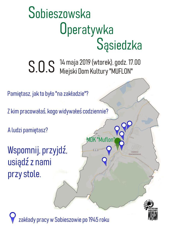 """Jelenia Góra: Sobieszowska Operatywka Sąsiedzka w """"Muflonie"""""""