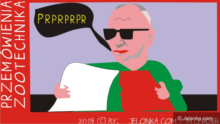Jelenia Góra: Cisza! Jego ekscelencja prezydent wygłosi mowę historyczną!