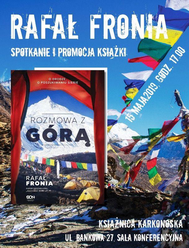 Jelenia Góra: Rozmowa z Górą w Książnicy Karkonoskiej