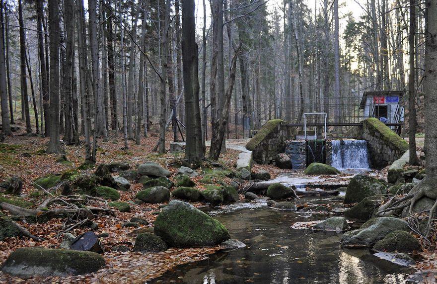Jelenia Góra: Górskie ujęcia wody nadal są potrzebne