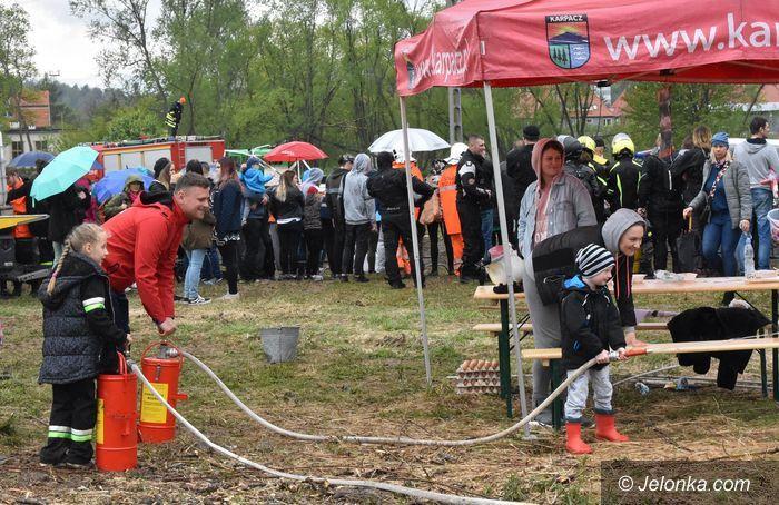 Jelenia Góra: Festyn z OSP Wiejska