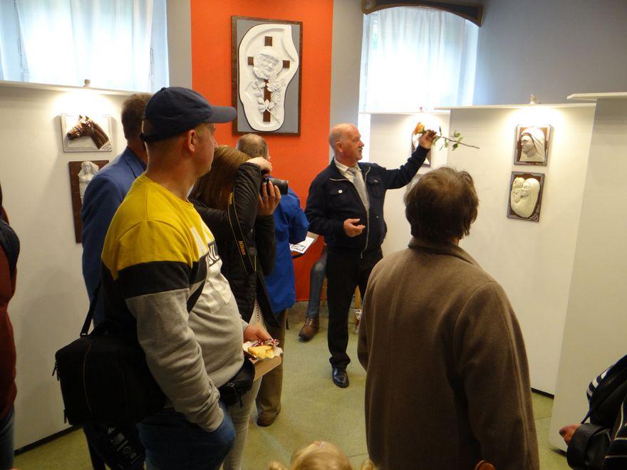 Piechowice: Nowa wystawa w Piechowickim Ośrodku Kultury