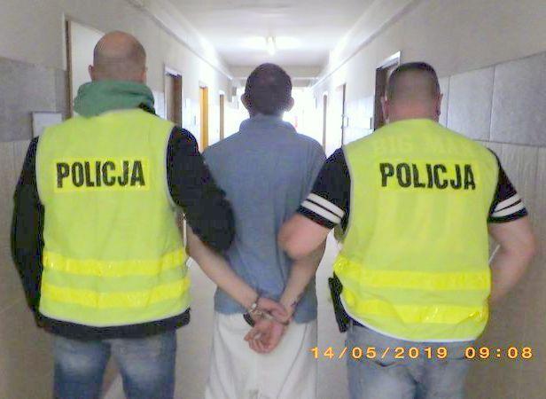 Jelenia Góra: Areszt za rozboje