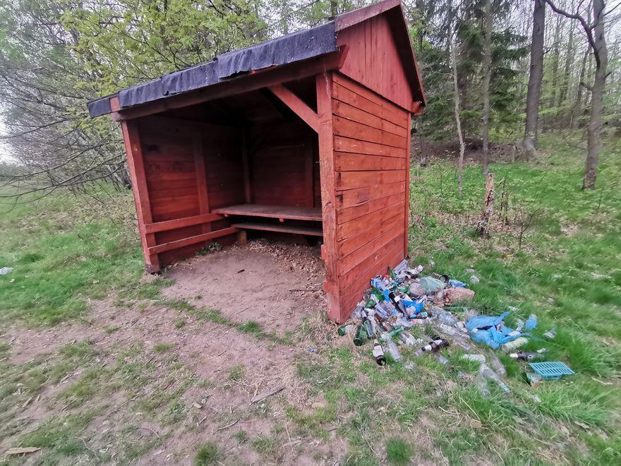 Jelenia Góra: A śmieci zostały...